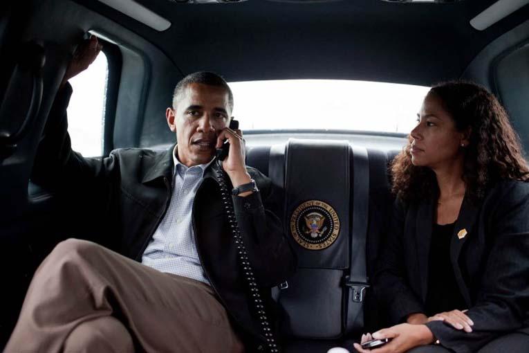 Куда бы президент ни направлялся, «Зверь» доставляется туда же