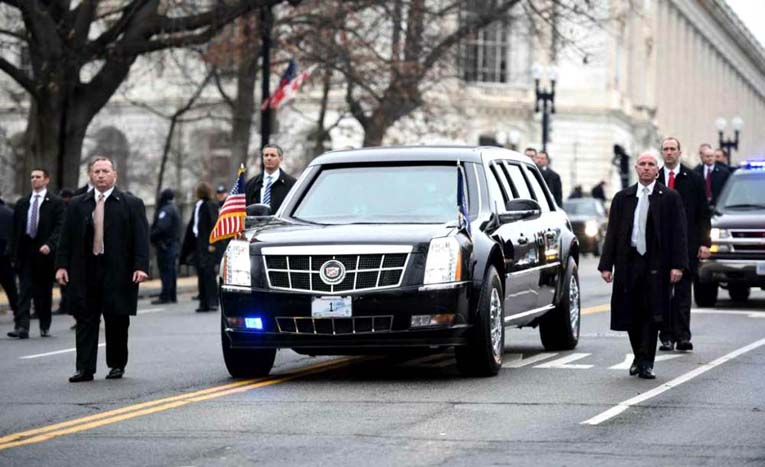50 невероятных фактов о государственном автомобиле президента США