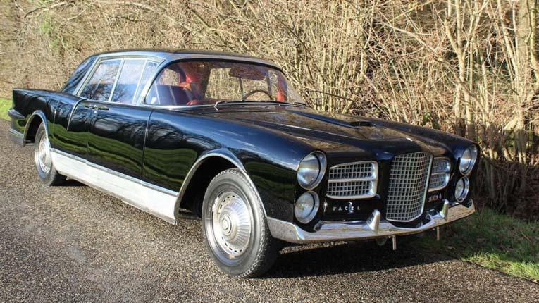 Роскошный автомобиль 20-го века — Facel Vega Excellence