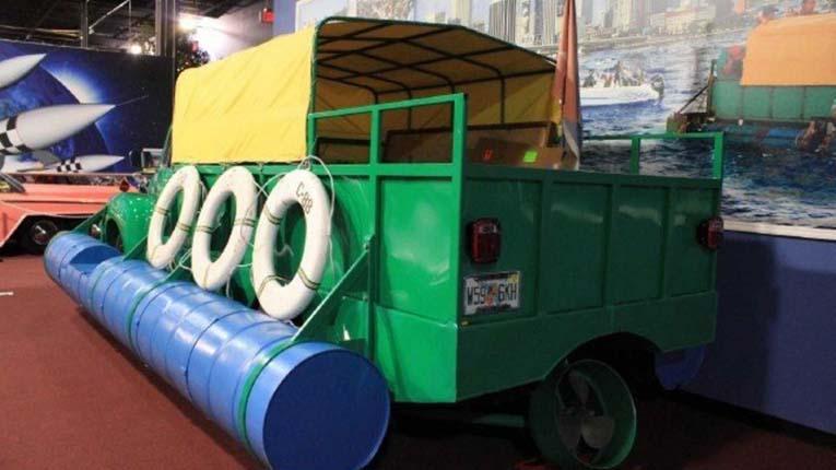 Удивительный самодельный грузовик родом с Кубы
