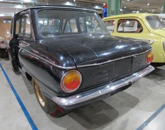 Экспериментальный ЗАЗ-966 найден в музее (фото)