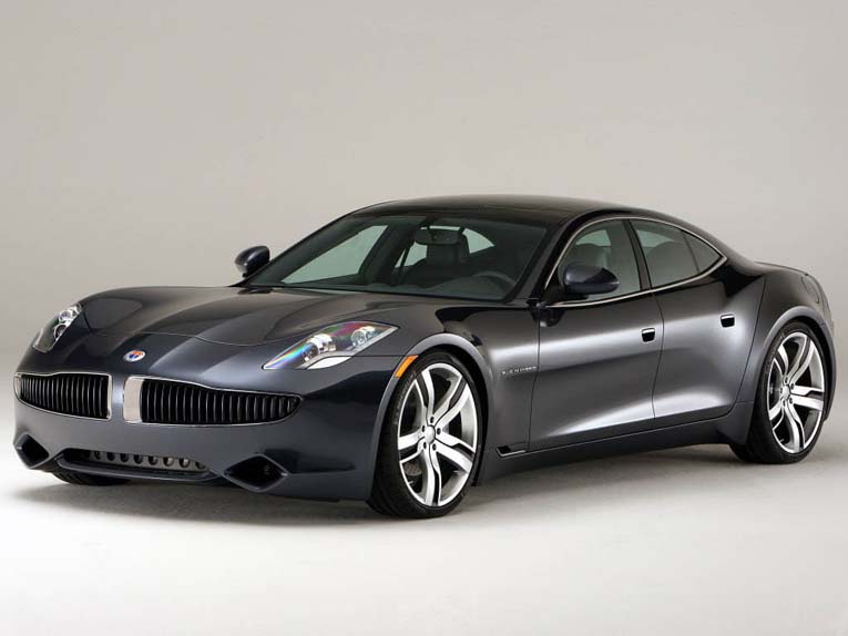 Суперкар от Fisker Automotive