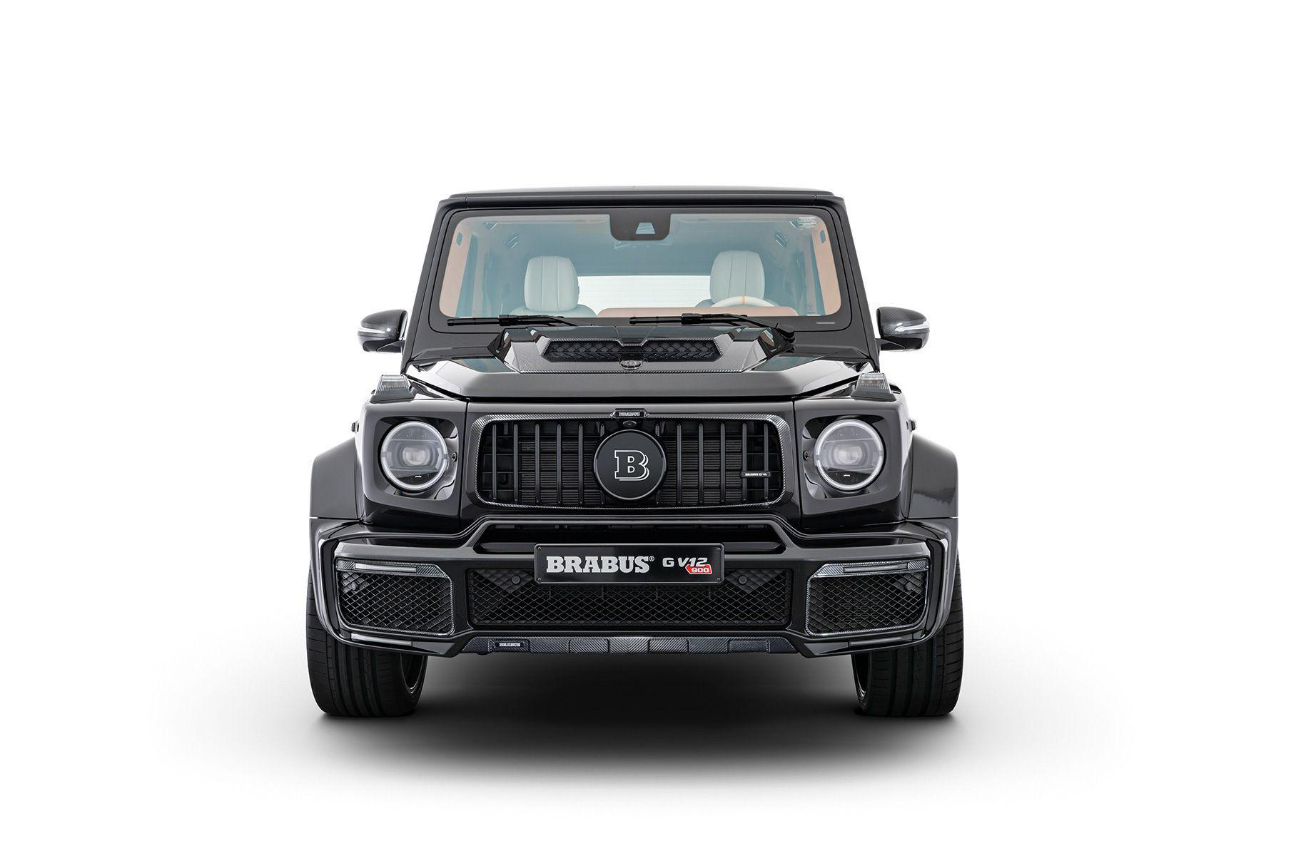 Brabus G V12 900 «One of ten»