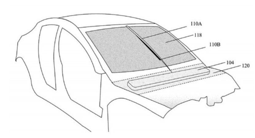 В Tesla изобрели новый тип дворников для автомобилей