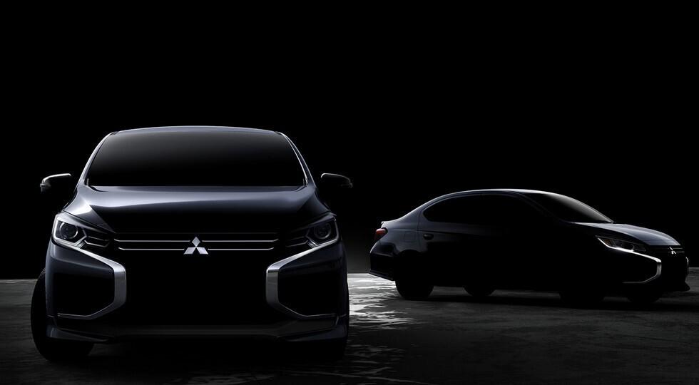 Самые дешевые авто: Mitsubishi показала новые бюджетные модели